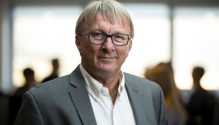 Jørgen Hansen grunnla Freja Transport i 1985. Nå selger han 75 prosent av selskapet.