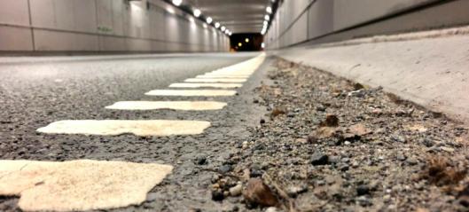- Flere tunneler og veier bør få rensetiltak mot mikroplast