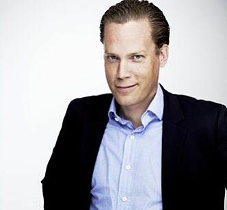 Svenske Infobric skal sammen med Omega gjøre en felles satsing på IT-løsninger for en bærekraftig byggebransje og anleggsbransje. På bildet: Dan Friberg, daglig leder i Infobric AB.