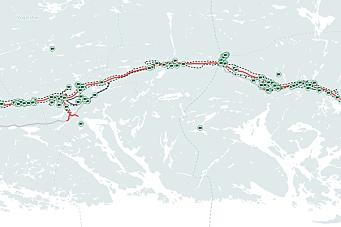 Veien videre for nye E18 Dørdal-Tvedestrand