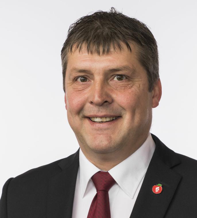 Stortingsrepresentant Bengt Rune Strifeldt fra Finnmark er Frps mineralpolitiske talsperson.