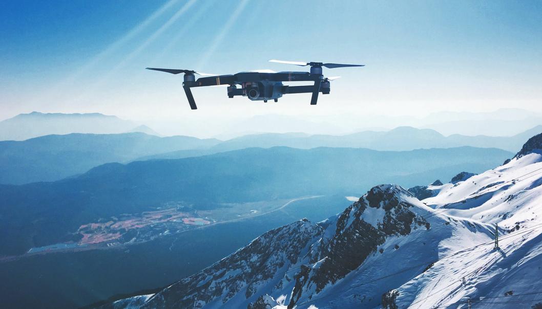 Grunnundersøkelser med droner og maskinlæring skal gi «et raskere og bedre produkt til lavere pris».