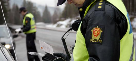 - Nedleggelses-spøkelset truer Europas beste trafikkpoliti, igjen!