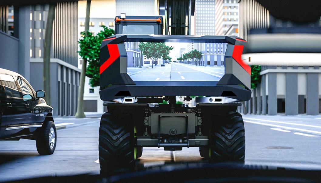 En konsept-hjulgraver, Volvo EX03, ble vist i Kina i november i forbindelse med to store messer i landet. Messeversjonen, en elektrisk hjulgraver, hadde en stor skjerm bak med flere funksjoner for informasjon/kommunikasjon.