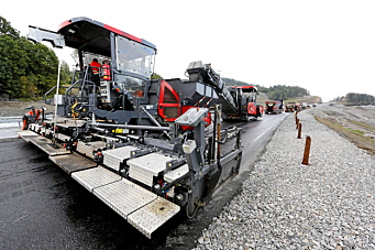 Kom med forslag til hvilket asfaltlag som bør tildeles prisen «Årets asfaltjobb 2020»