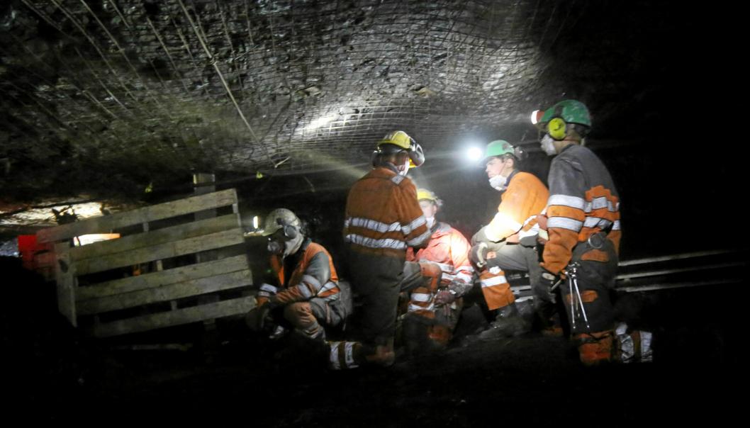 Det kan se mørkt ut fra 2023 for Norges eneste kullgruve i drift, dersom lokalstyret velger å stenge kullkraftverket i dette året.
