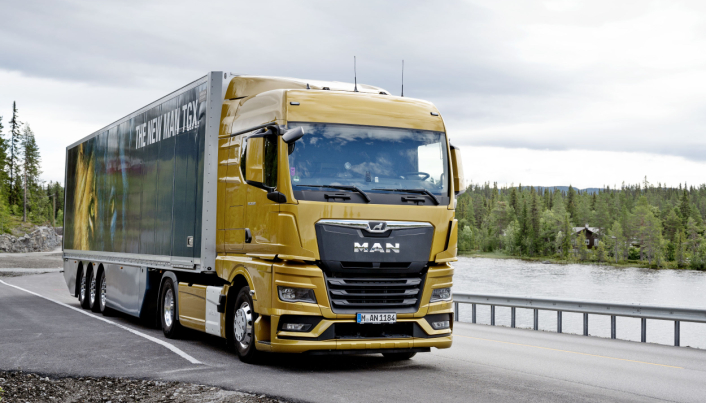 20 ÅR: Det har gått 20 år siden MAN lanserte forrige generasjon tunge lastebiler. Oppgraderingen som kom i vinter var omfattende og etterlengtet.
