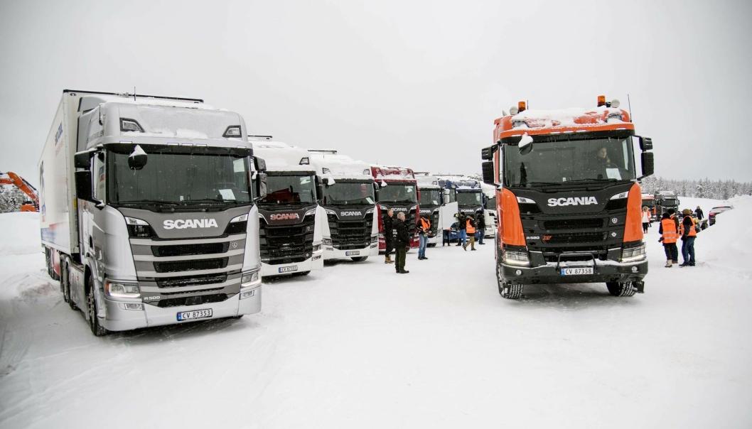 Covid-19-pandemien gjør at Norsk Scania utsetter Scania Winter. Hvis smittesituasjonen tillater det, gjennomføres arrangementet etter påske i stedet.