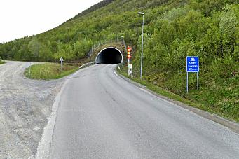 Mesta signerte tunnelkontrakt