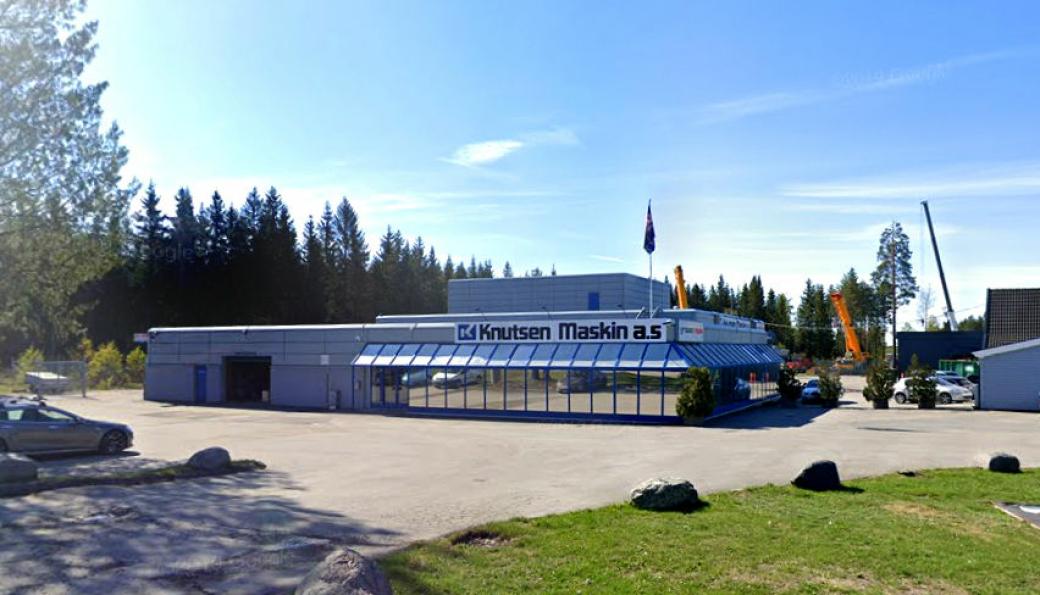 Eiendommen i Liekrysset, mellom Hauerseter leir og Oslo Lufthavn Gardermoen, er lagt ut for salg.
