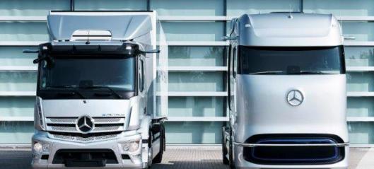 eActros og GenH2 Truck tildelt 2021 Truck Innovation Award