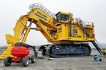 700-tonner levert!