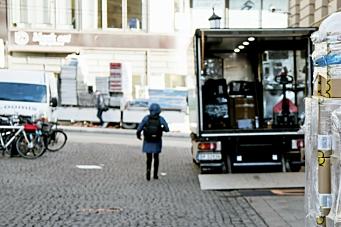 Forsøker å samle varer fra flere transportører i én samkjøring