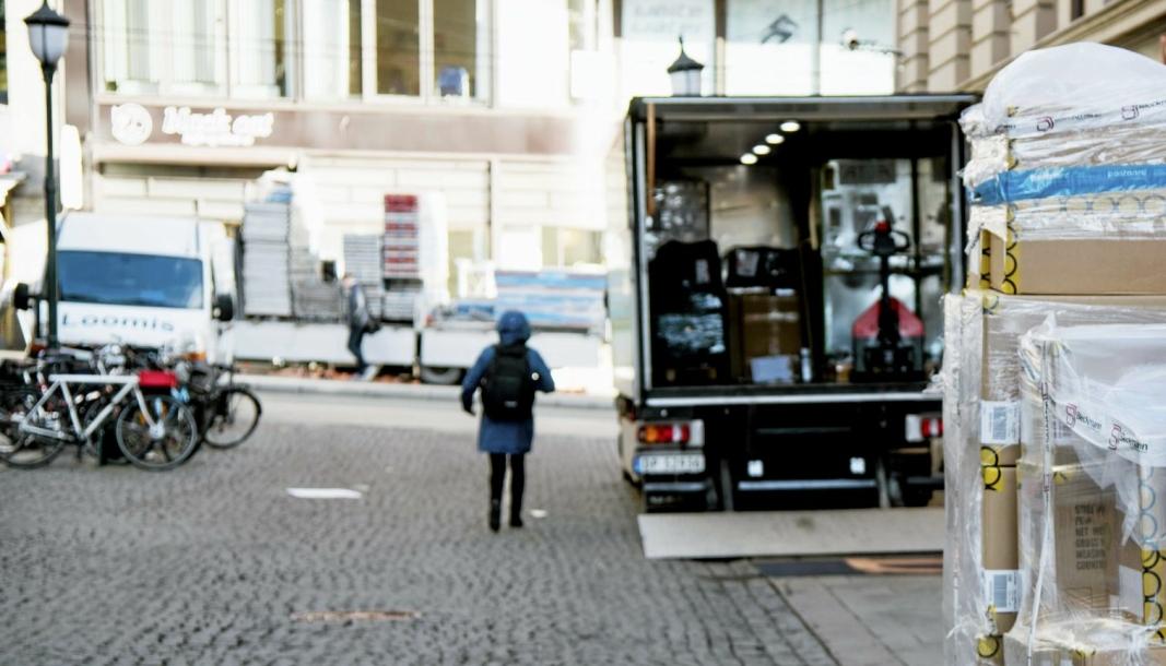 Målet er å kjøre varer som skal til samme mottaker eller samme område på en og samme bil, istedenfor at alle transportørene frakter sine varer over hele byen.