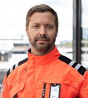 Martin Gadd blir leder for det nye selskapet når Kynningsrud Fundamentering og Hallingdal Bergboring fusjoneres.