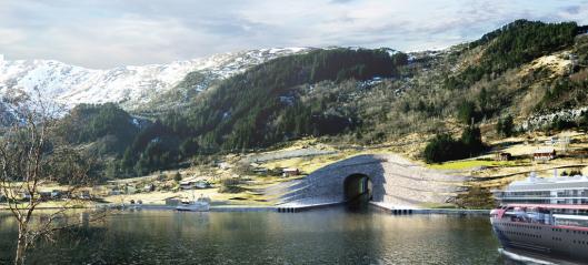 - Bygging av Stad skipstunnel startes i 2021