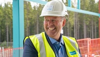 Ronny Grøtvedt, eiendomsdirektør i PostNord
