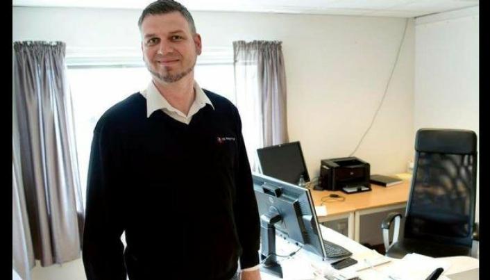 Kristian Williamsen forlater sjefsstolen i Nic. Haugrønning etter å ha økt selskapets omsetning fra 75 mill. til over 200 mill. kroner.