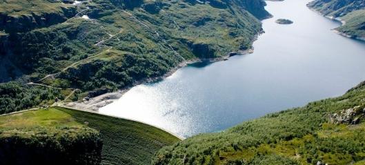 Skanska skal rehabilitere dam Viddalsvatn