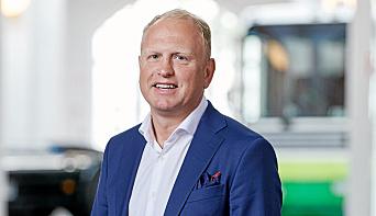 Henrik Henriksson. leder i ASEA samt President og CEO i Scania