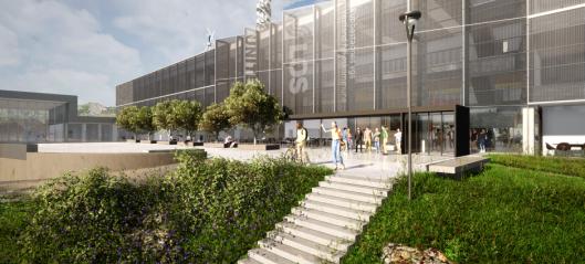 Veidekke bygger Unitech Teknologisenter på Bømlo
