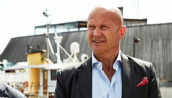 Terje Andersen, CEO i Morrow Batteries Foto: Morrow Batteries