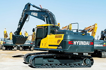 Ny 22-tonner fra Hyundai