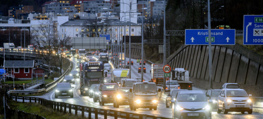 Rekordlavt antall dødsulykker i trafikken