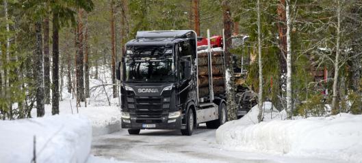 Scania soleklart på topp i den tyngste klassen