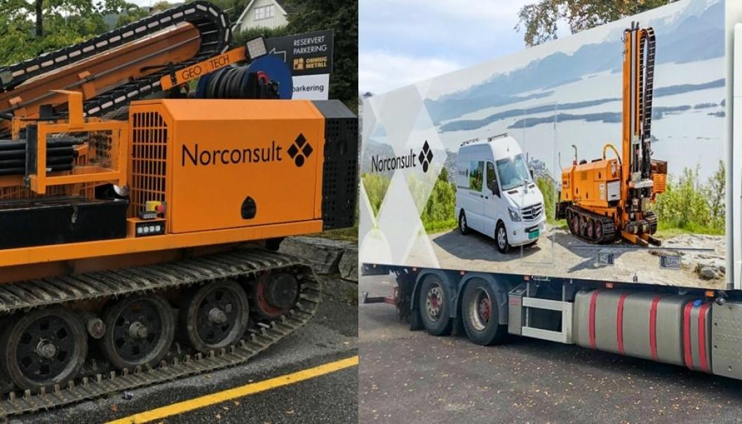 Norconsult Boreteknikk er navnet på det nye selskapet der Norconsults grunnboringsmiljøer samles.