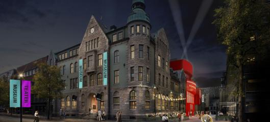 Skanska utvikler kunstmuseum og teater i Trondheim