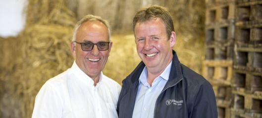 Stangeland Gruppen kjøper Veidekkes pukk- og asfaltvirksomhet i Rogaland