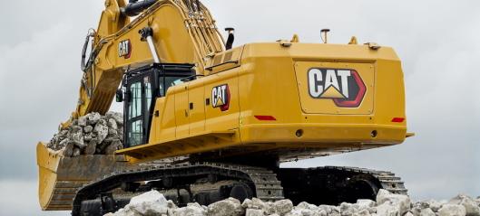 Cat oppgraderer «The Big Boys»