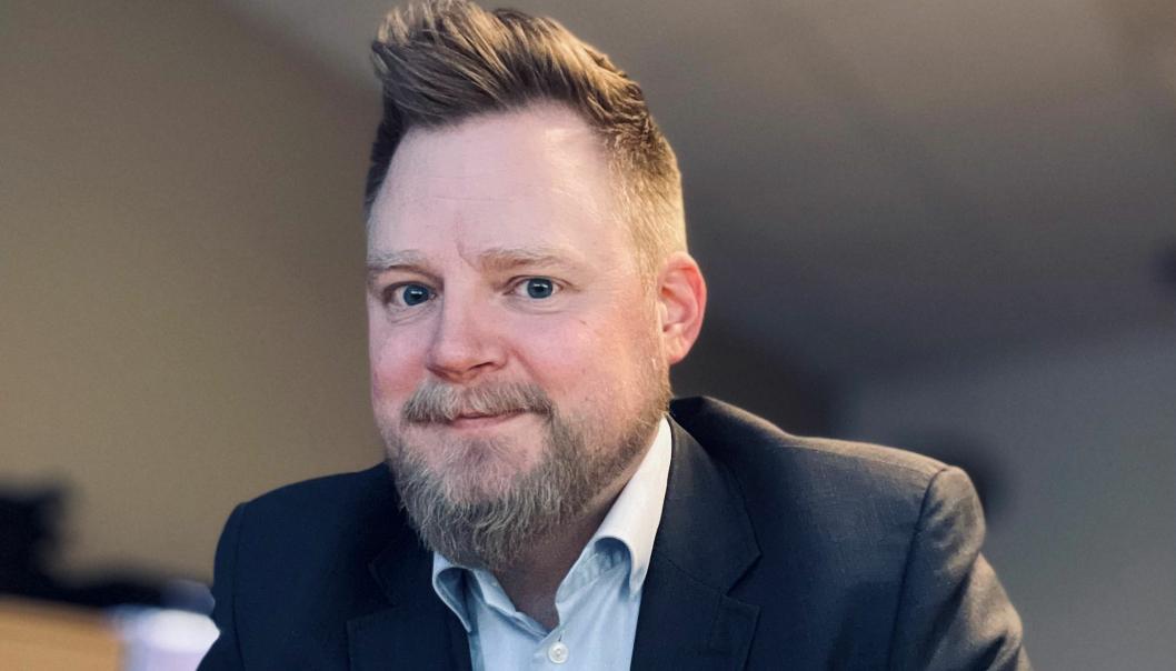 Kristian Høines Mathisen blir ny sjef for Peab Eiendomsutvikling Nord.