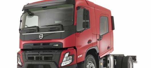 Lansering av nye Volvo FM og FMX med mannskapshytte
