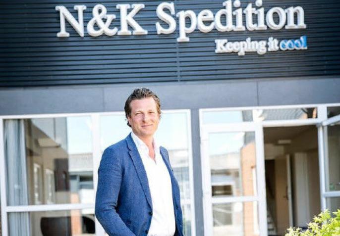 - Dette gir oss nye vekstmuligheter, sier CEO Martin Gade Gregersen i HSF Logistics Group.