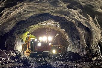 Haramsfjordtunnelen åpner til jul som planlagt