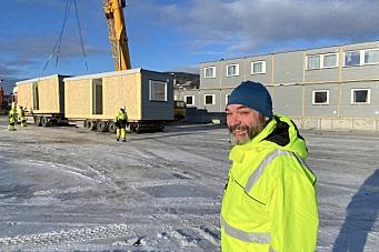 Nytt anleggshotell i Drammen