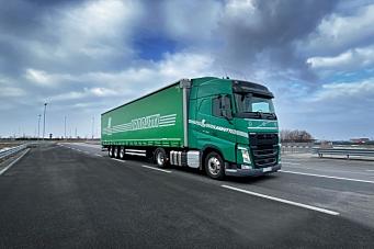 Transportør kjøper 1000 Volvo-lastebiler