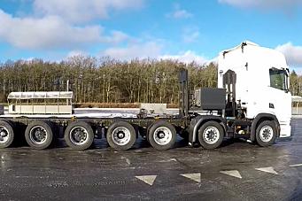 Scania R730 16×4