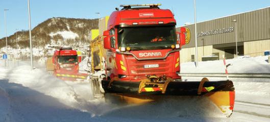 Lyser ut driftskontrakt for E6 nord i Trøndelag