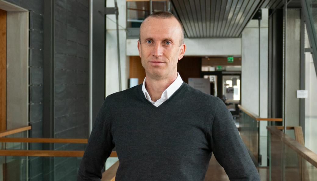 Per Ivar Moen er ny CFO i Nye Veier fra 8. februar.