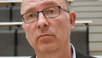 FIKK EN IDÉ: Günther Chr. Voigt i NAV Lerkendal. Foto: Privat