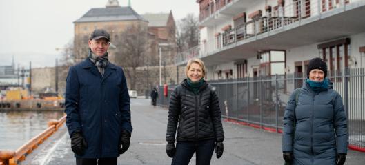 Oslo Havns hovedkvarter på Vippetangen blir FutureBuilt-prosjekt