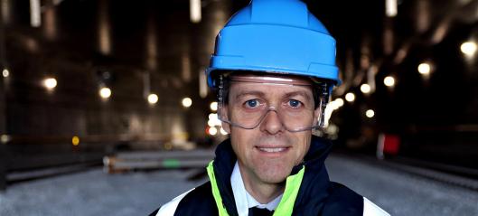 Flere elbiler kan gjøre bygging av tunneler billigere