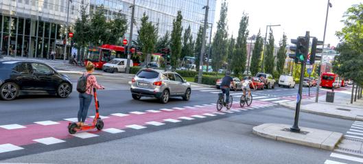 Lyser ut driftskontrakt på riksveier i Oslo og omegn