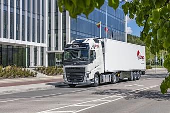 Girteka kjøper 2000 Volvo lastebiler