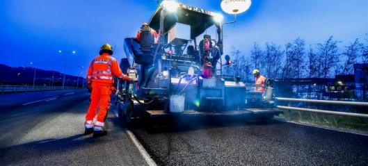 Tester ut egenskapskrav i asfaltkontrakter