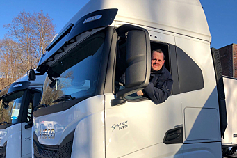 Ny Key Account Manager i Iveco Norge