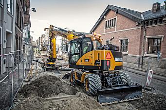 Hydremas oppgraderte hjulgraverserie byr på mer krefter